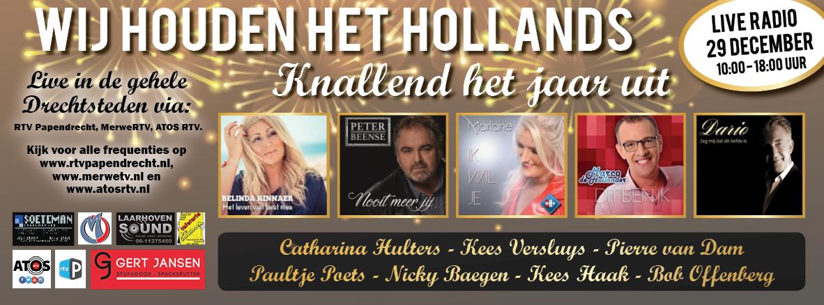 Wij Houden Het Hollands